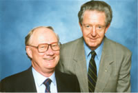 Michael Mullins and Gerald Arbuckle
