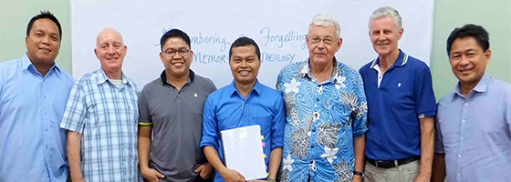 Marist Asia students graduate