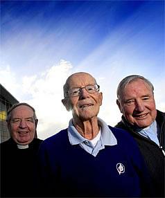 Earl Crotty, Gordy Kerins and Frank Twiss