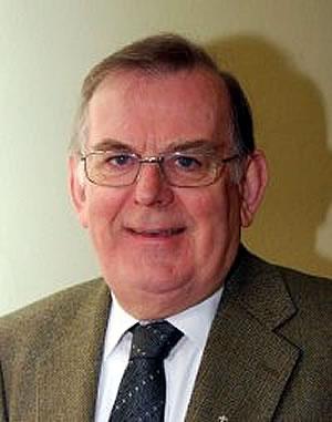 Newly elected Superior General, Fr John Hannan SM
