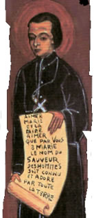 Peter Chanel Marist Priest, Saint and Martyr