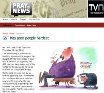 Pray the News