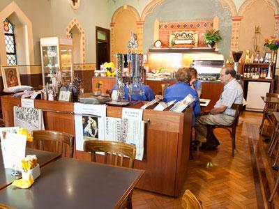St Pat's Coffee Shop