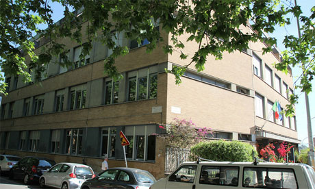 Marist Seminary - Via Livorno - Rome