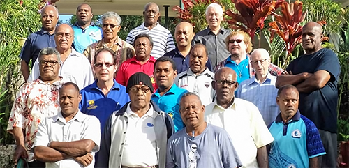 Society of Mary Brothers Conference meets in Fiji