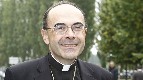 Petitioner, Philippe Cardinal Barbarin, Archbishop of Lyons.